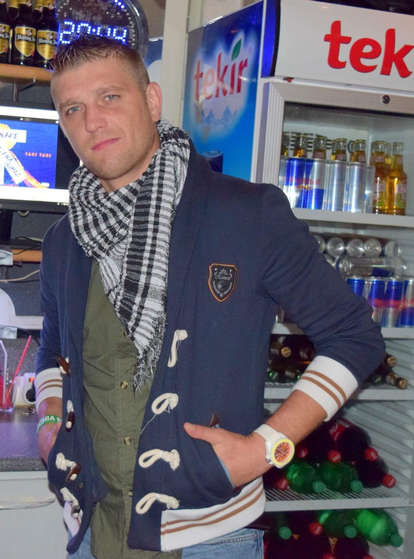 Damian 128 uit Zuid-Holland,Nederland